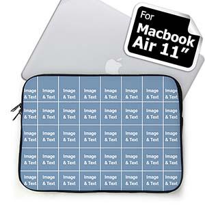 Instagram Forty Collage Macbook Air 11 Sleeve