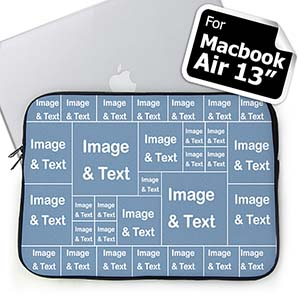 Instagram Thirty One Collage Macbook Air 13 Sleeve