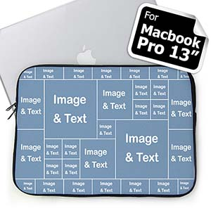 Personalized Facebook Thirty One Collage Macbook Pro 13