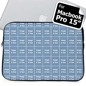 Instagram Seventy Collage MacBook Pro 15 Sleeve