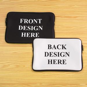 Print Your Design 2 Side Macbook Air11 Sleeve