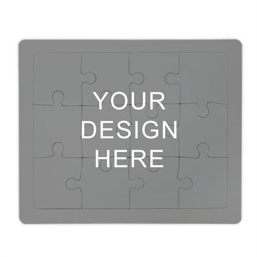 "Print Your Design Tray Puzzle 8""x10"" 100 Piece"