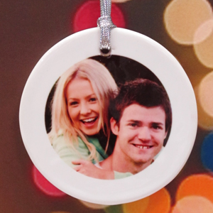 Personalized Basic Frame Ornament
