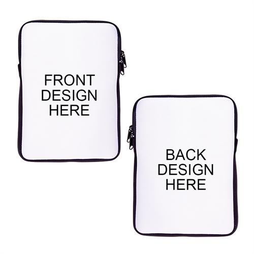 Custom Printed 2 Side Ipad Mini Sleeve