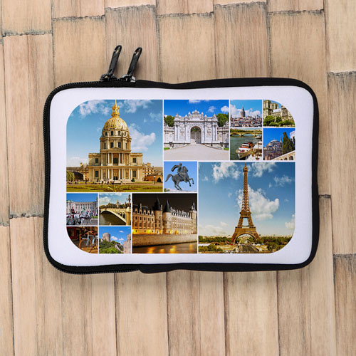 Instagram Thirteen Collage Ipad Mini Sleeve