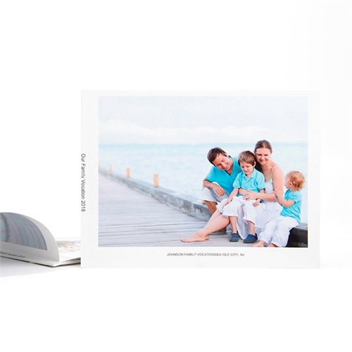 Create Your 6X8 Custom Soft Cover Photo Book