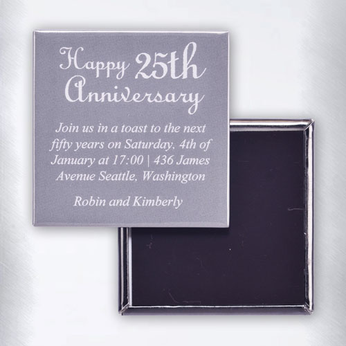 Grey Personalized Message