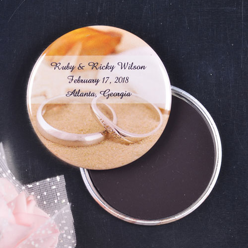 Creamy Wedding Save the Date