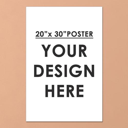 Large Photo Poster Print Single Image 20X30