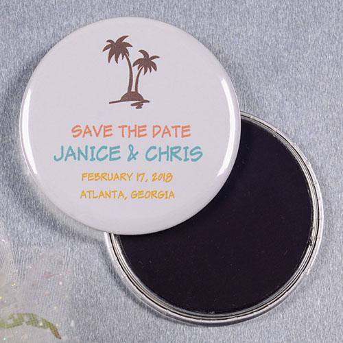 Tropical Beach Palm Tree