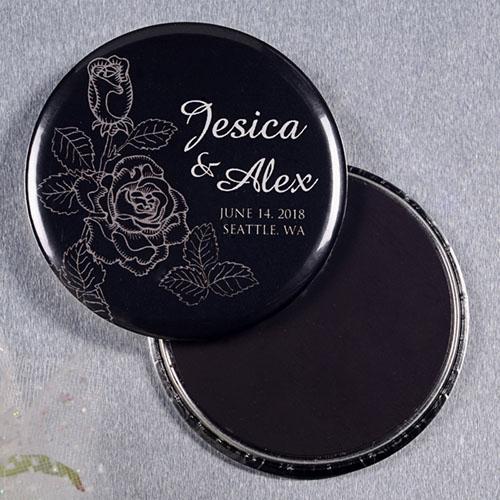 Elegant Rose Save The Date