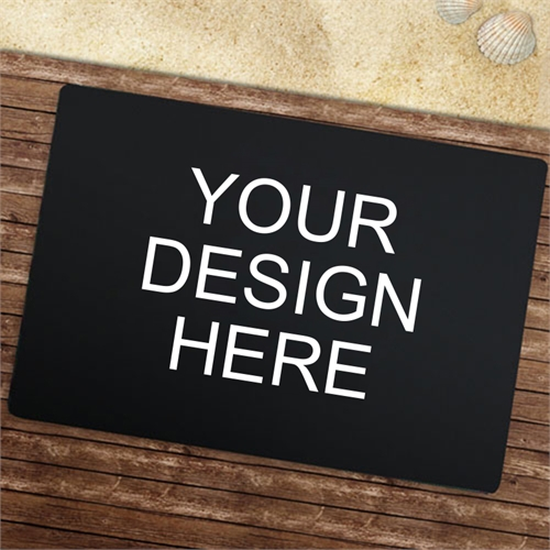 Create Your Own Custom Imprint Full Color Door Mat