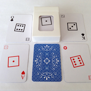 Mini Size Playing Cards Custom Cards
