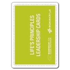 Life's Principles Leadership Cards