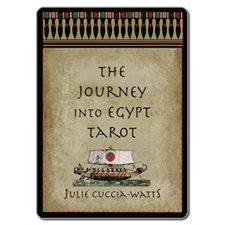 Journey into Egypt Tarot without a box