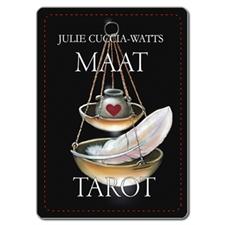 MAAT Tarot by Julie Cuccia-Watts no box version