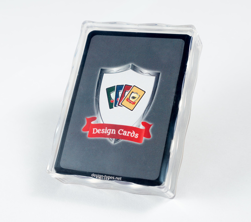 Personalized Poker Custom Cards (Blank Cards) Playing Cards