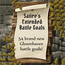 Satire's Extended Gloomhaven Battle Goals (v1.0)