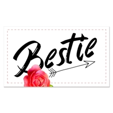 Bestie Pink Flower2