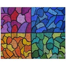 Color Glass Puzzle
