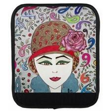 Luggage Handle Wrap