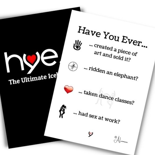 HYE - Have You Ever?