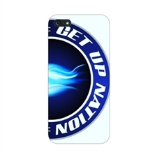 Get Up Nation iPhone Case