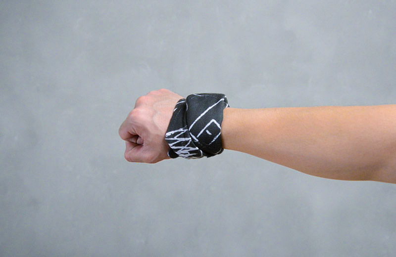 Upgrade Your Outfit with the Personalized Bandana as a Wristband