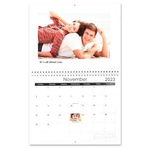 личные календари настенные
