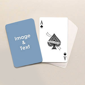 custom bridge cards
