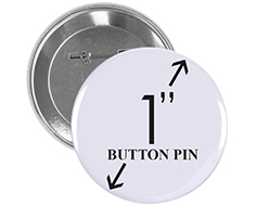 1 inch Button Pin