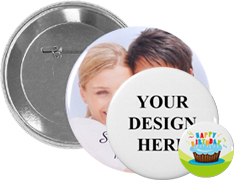 Custom Pin Buttons