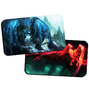 Custom game card and personalized playing cards customize your very own game mat with game ideas and designs perfect for board and card games reheart Choice Image