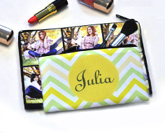 medium photo cosmetic bags