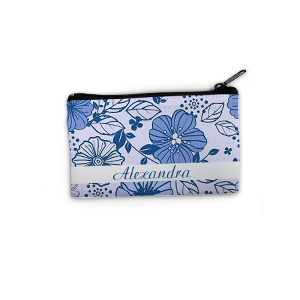 4 x 7 inch photo cosmetic bags