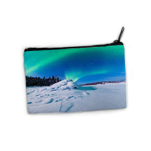 5 x 8 inch photo cosmetic bags