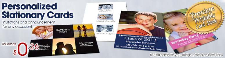 custom invitation cards image