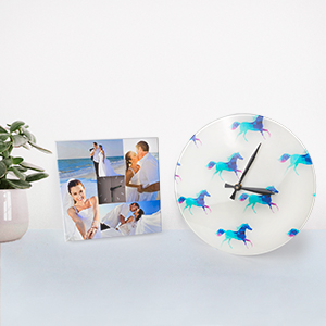 custom clocks