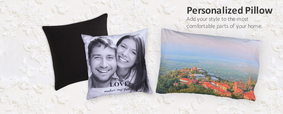 Introducing new customer printed pillow cases
