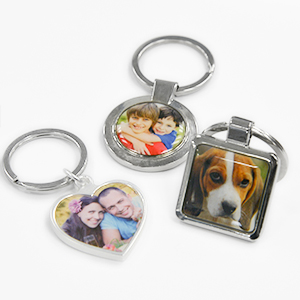 Personalized Keychains & Key Rings