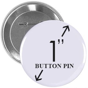 Personalized Button Pin