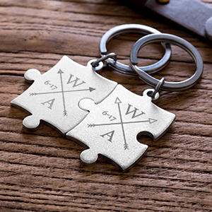Personalized Keychains Key Rings