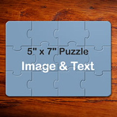 cheap personalized games and puzzle gift sets