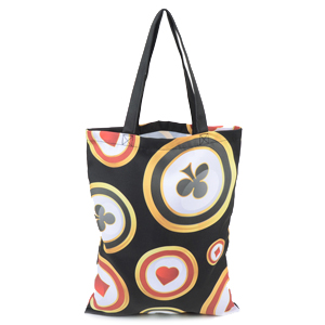 All Over Print Tote Bag 13.5x17.5