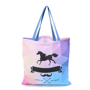 All Over Print Tote Bag 16x16
